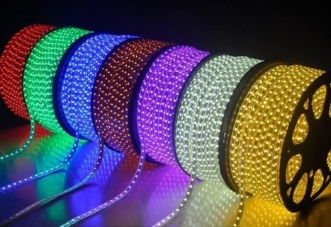 Order LED Strip Lighting Online In The Best Way | LED Lighting Fixtures | Scoop.it