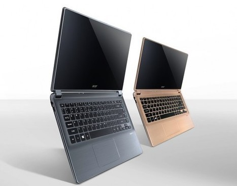 Acer.. the unique Aspire R7, the Aspire V5 and V7 Ultrabooks, thinner, faster | Mobile IT | Scoop.it