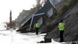 Sea defences questioned after storm wreaks havoc on England's east coast | Sustain Our Earth | Scoop.it