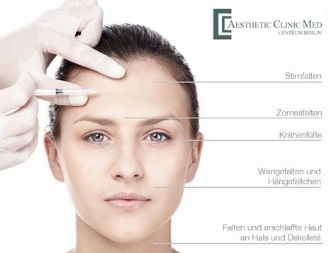 Botox Behandlung in Berlin vom Facharzt | Medizin - Gesundheit - Beauty | Scoop.it