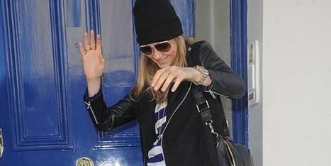 Cara Delevigne segue le orme sbagliate di Kate Moss? - Sfilate | fashion and runway - sfilate e moda | Scoop.it