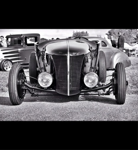 Antique Tyres | Australias Largest Range of Veteran, Vintage, Classic & Hot Rod Tyres | Cafe Racer | Scoop.it