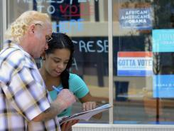 A defining gap: Seniors for Romney, Millennials for Obama   Educating Voters and Promoting the Vote   Scoop.it