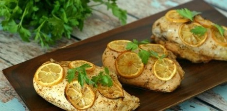 Chicken Breast Recipes | Lemon Chicken Breast Recipe | Culinary Art | Scoop.it