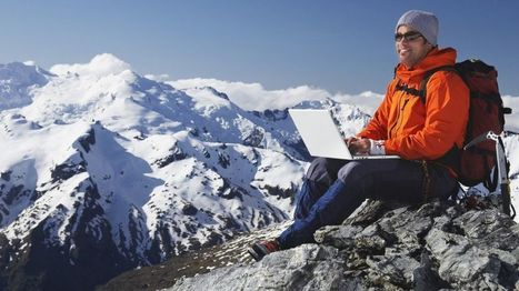 The digital nomads making the world their office - BBC News | Location Independent | Scoop.it