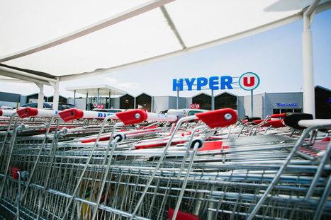 Le Centre commercial Grand Large - Hyper U à Gujan-Mestras a crée son site Internet | Le Bassin d'Arcachon | Scoop.it
