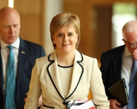Sturgeon sets out her five Brexit demands for Scotland | Politics Scotland | Scoop.it