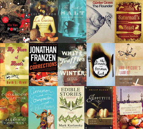 50 Essential Novels for Foodies | Read Ye, Read Ye | Scoop.it