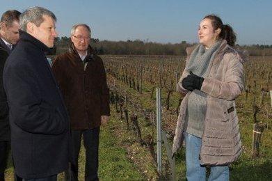 """Vin bio :  """"Les règles sont désormais claires"""", dit le commissaire européen   Agriculture en Dordogne   Scoop.it"""