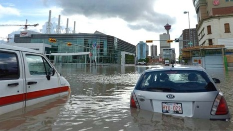 Why Alberta's floods hit so hard and fast - CBC.ca | Harperconics | Scoop.it