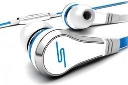 SMS Audio STREET by 50 In-Ear Headphones - White | wsoftlink2 | Scoop.it