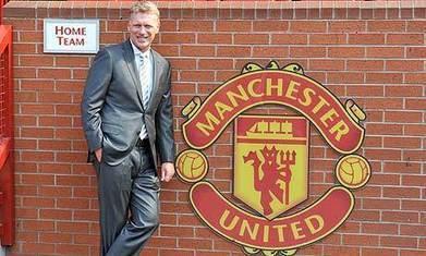Ferguson's faith allows David Moyes to talk confidently of future | Footy Smasher | Scoop.it
