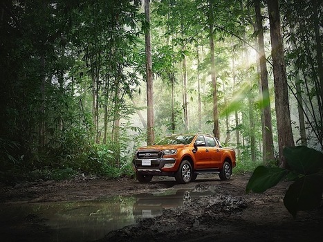 Ford Unveils Ranger Wildtrak for Australia - Average Car Guy | Mikes Auto News | Scoop.it