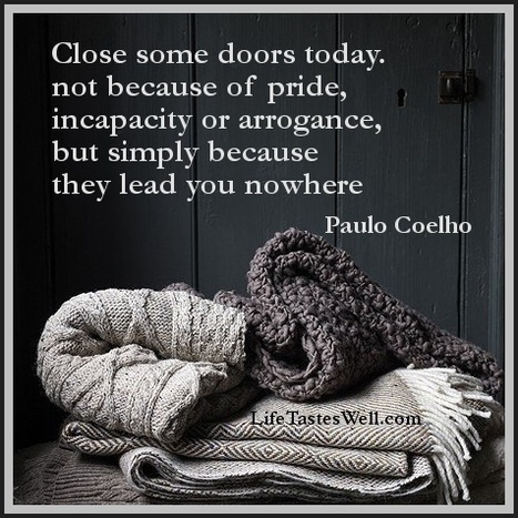 The Best of Paulo Coelho - Quotes | Leadership and Spirituality | Scoop.it