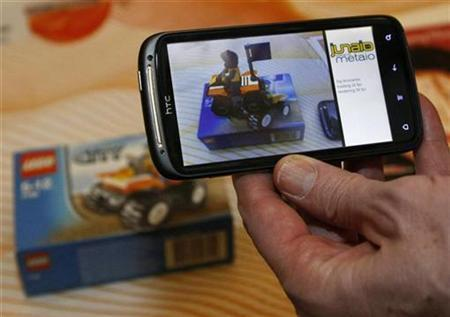 Look, no hands! Augmented reality gets a grip | Research_topic | Scoop.it