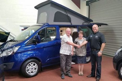 Wellhouse Leisure sells 100th Terrier campervan - Huddersfield Examiner | VW Camper and Bug | Scoop.it