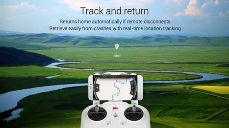 Xiaomi officially announces the Mi Drone–affordable for everyone | Drone (UAV) News | Scoop.it