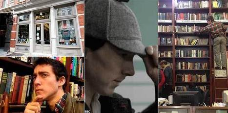 Sherlock Holmes Fans The Baker Street Irregulars Visit The Mysterious Bookshop in New York City | Sherlock Holmes | Scoop.it
