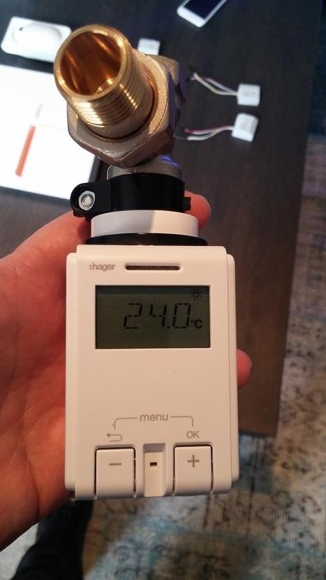 Hager Coviva, la Smart Home se rénove sans fil et sans Cloud! | La technologie au service du quotidien - Technique | Scoop.it