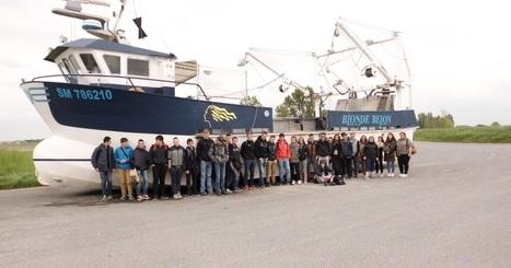 Voyage d'étude de la classe de 3ème de la Mfr Haleine | MFR Normandie | Scoop.it