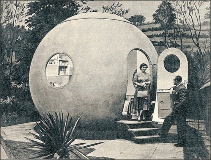Bomb Shelter, 1959 | Kitsch | Scoop.it