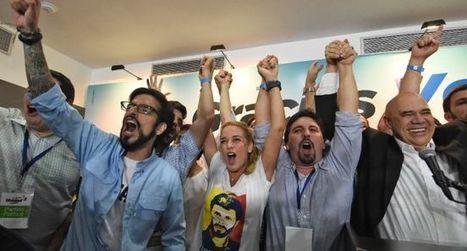 Venezuela: l'opposition gagne la majorité parlementaire, la 1ère fois en 16 ans | Venezuela | Scoop.it