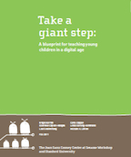 Take a Giant Step: A Blueprint for Teaching Young Children in a Digital Age | Leadership & More | Scoop.it