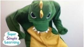green monster go away - YouTube | Halloween | Scoop.it