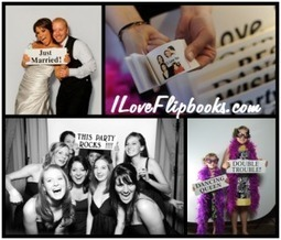 Flipbook Photo Booth|Uniquely You Planning On How To Plan A Perfect Wedding | Wedding Planning | Scoop.it