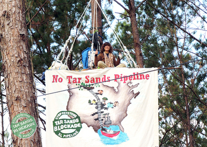 Tar Sands Blockade Action and Training Camp Jan. 3 - 8 | EcoWatch | Scoop.it