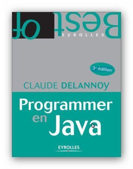 [PDF] Ebook Programmer en Java 3e édition | Cours Informatique | Scoop.it