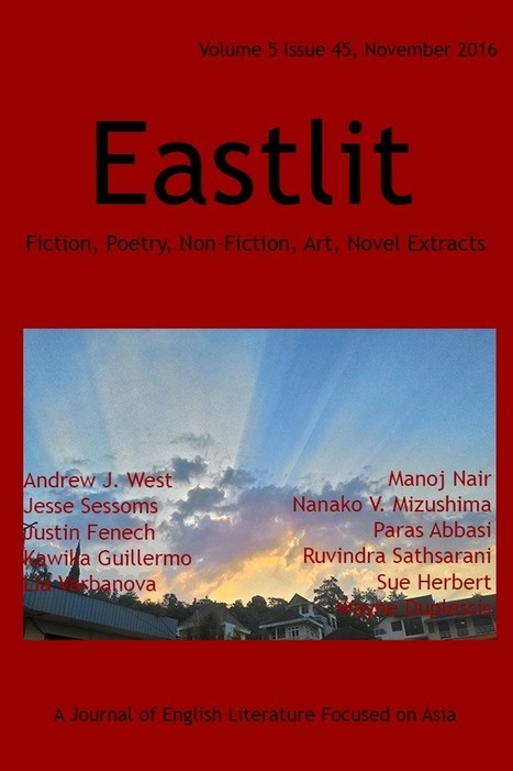 Eastlit November 2016: Asian Literature. Poetry. Fiction, Art. | English Literature and Art in East & South East Asia | Scoop.it