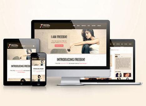 これからはじめる、高機能な無料HTMLテンプレート素材まとめ 2014年2月度PhotoshopVIP     Web Application   Scoop.it