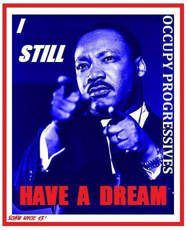 I Still Have a Dream | Coffee Party Feminists | Scoop.it
