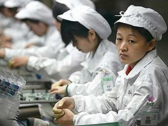 INCONVENIENT TRUTH: Your iPhone Was Built, In Part, By 13 Year-Olds Working 16 Hours A Day For 70 Cents An Hour   Mobile Marketing   News Updates   Scoop.it