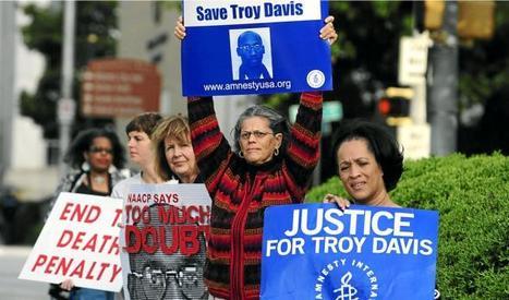 Anne Emanuel: «Troy Davis est un martyr et son exécution une injustice»   Mais n'importe quoi !   Scoop.it