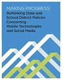 Making Progress: Rethinking State and School District Policies Concerning Mobile Technologies and Social Media | E-Learning and Online Teaching | Scoop.it