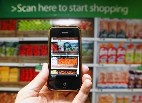 Supermercados del futuro: así serán gracias a la tecnología | Edutictopia | Scoop.it