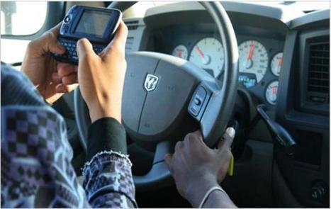 Uso del celular rebasa al alcohol en accidentes | Seguridad Vial | Scoop.it