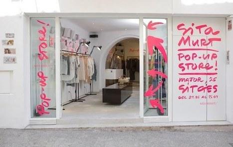 Las Pop Up Store como elemento de integración en una campaña de Social Media | SocialMediaLand | Scoop.it