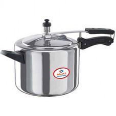 5 Ltr Pressure Cooker | Bajaj Majesty Pressure Cooker I/L | Online Shopping | Scoop.it