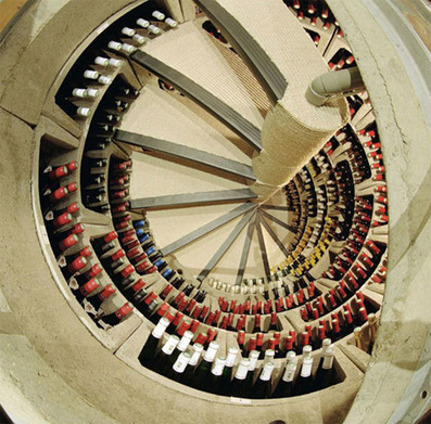 Wonderful Wine Cellars For Any Room in Your House | Designs & Ideas on Dornob | Design & Architecture | Scoop.it
