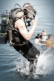 Defence Diving School  Royal Navy   if it all blows up what do I want to do   Scoop.it