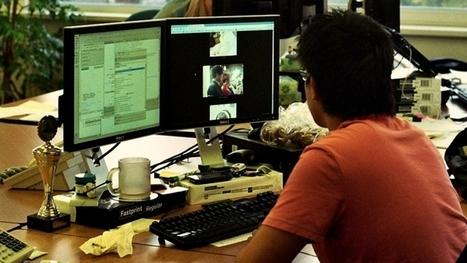 Mails privés au travail: l'employeur a le droit de surveiller ses salariés | La TPE de A à Z | Scoop.it