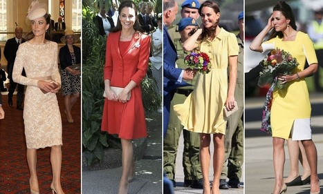 Nude shoe sales up 126% thanks to Duchess of Cambridge | Kevin and Taylor Potential News Stories | Scoop.it