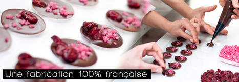 Création chocolat, la fabrique - Charles Chocolatier   Chocolats   Scoop.it