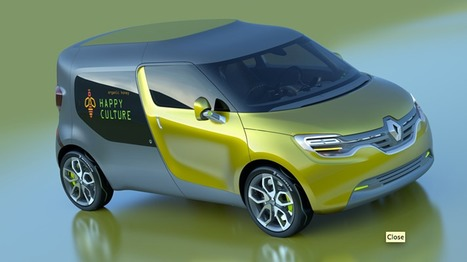 Renault unveils Frendzy concept - BBC Top Gear | Idealogue | Scoop.it