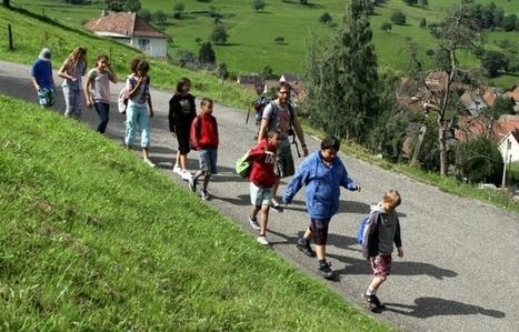France Bleu | Les colonies de vacances en perte de vitesse dans la Loire | Tourisme social | Scoop.it
