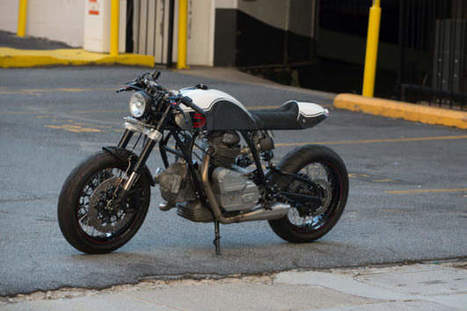 Side Project: Bryan Heidt's Ducati 860 cafe racer | Ductalk Ducati News | Scoop.it