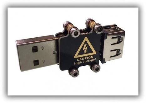 Este barato dispositivo USB destruye cualquier ordenador o TV al que se conecta | El rincón de mferna | Scoop.it